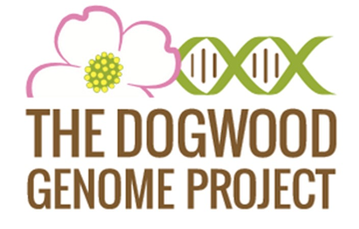 Dogwood Genome Project logo